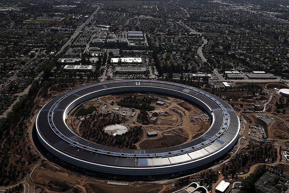 Apple to build 1 billion campus in austin aerial apple