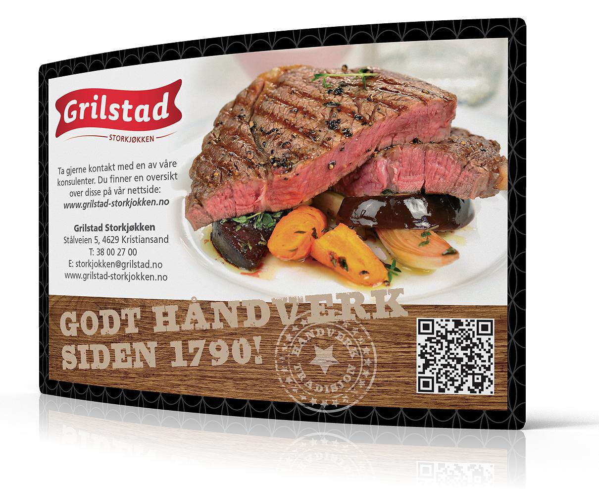Plakat Grilstad
