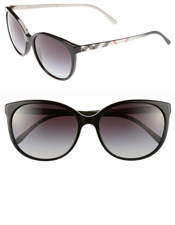 c1269f0214f Burberry  Spark  55mm Sunglasses