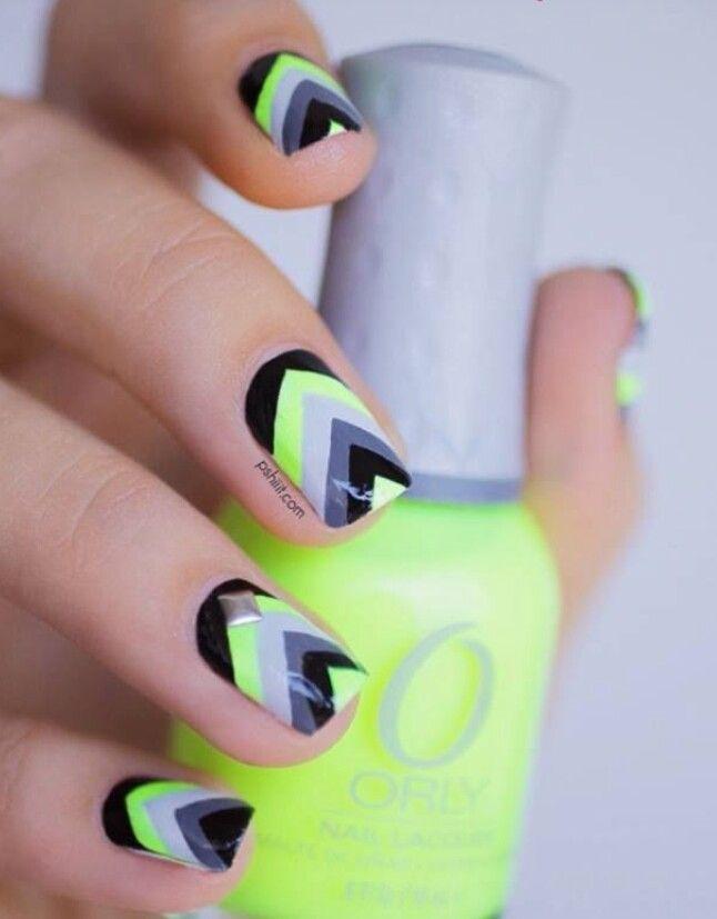 Lujo Trending Diseños De Uñas Viñeta - Ideas de Pintar de Uñas ...
