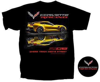 Z06 C7 Corvette Racing T Shirt