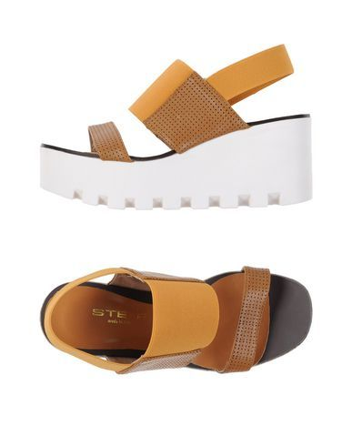 STELE Women's Sandals Khaki 6 US