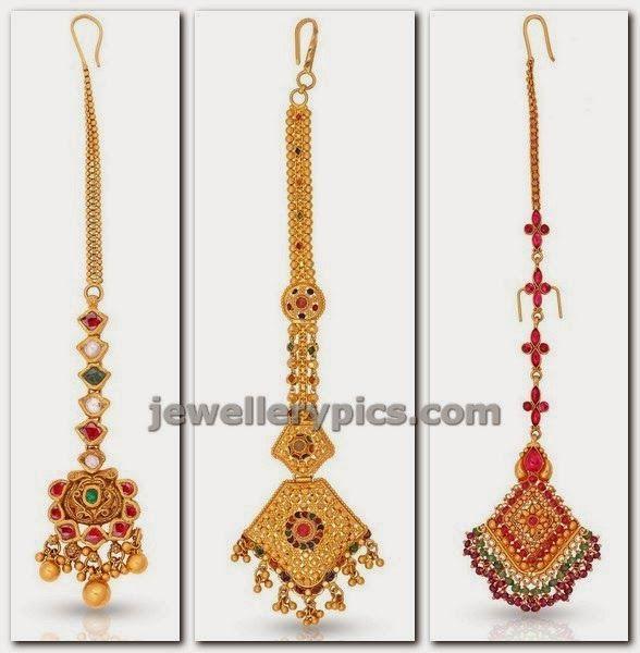 malabar gold maang tikka designs 588—600 tikka