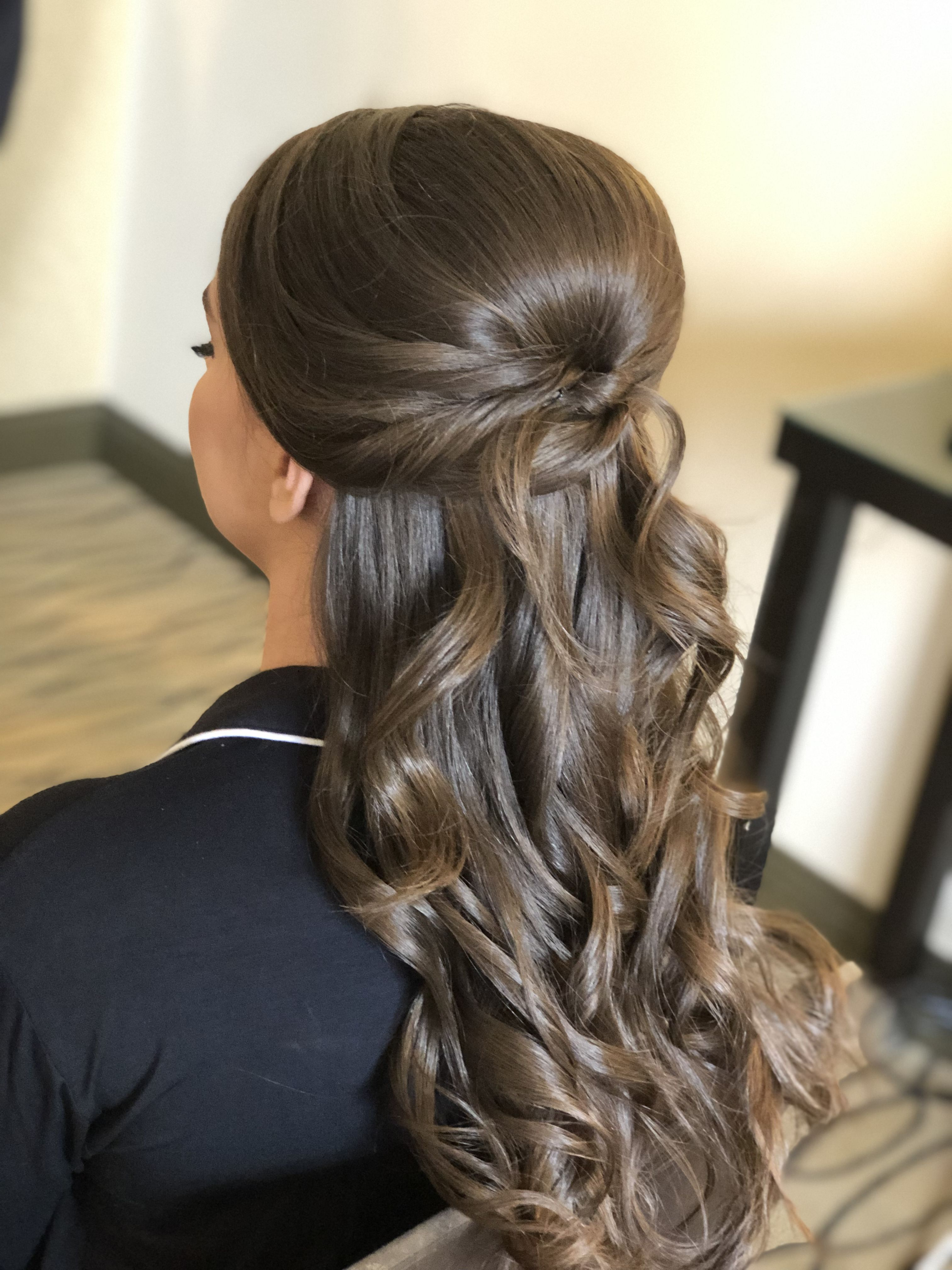 47++ Hairstyles for straight hair for wedding trends