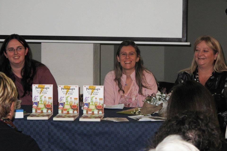 Potterologia presentazione E' Libreria Ottobre 2011