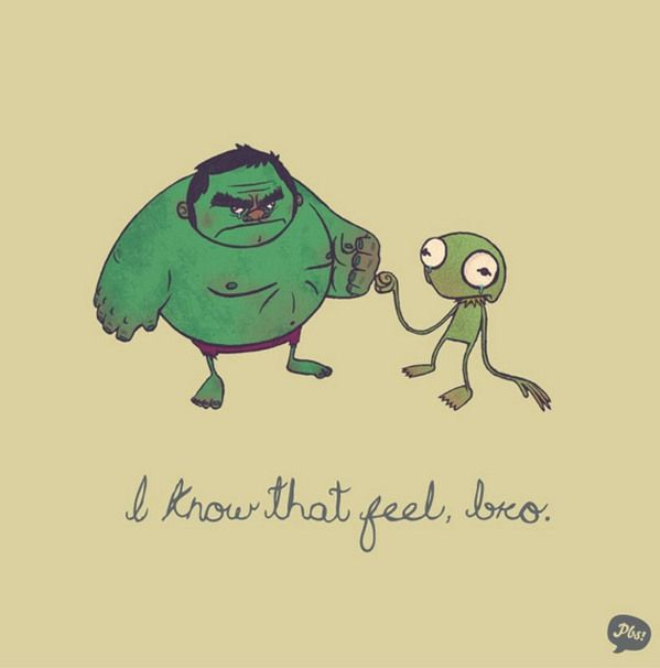 I Know That Feel, Bro by Chris Gerringer