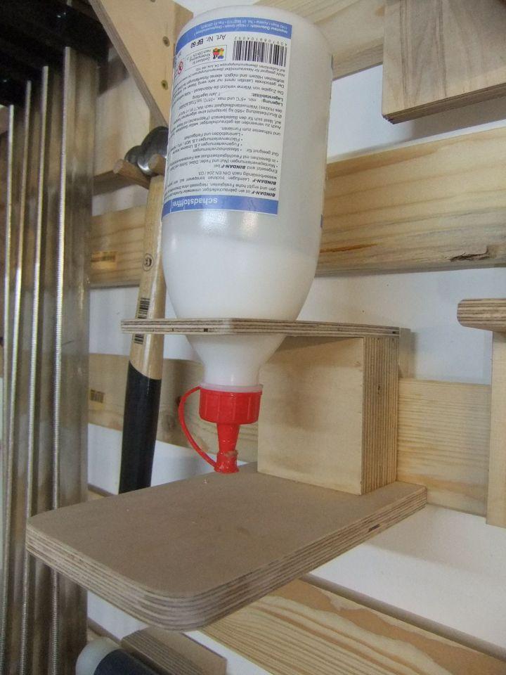 Photo of Werkzeughalter für French Cleat System – Bauanleitung zum Selberbauen – 1-2-do….