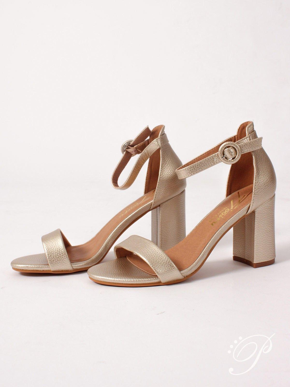 Fashionsandals Vnmn80w Y Dorada 2019calzado Sandalia En Boutique JKlcF1