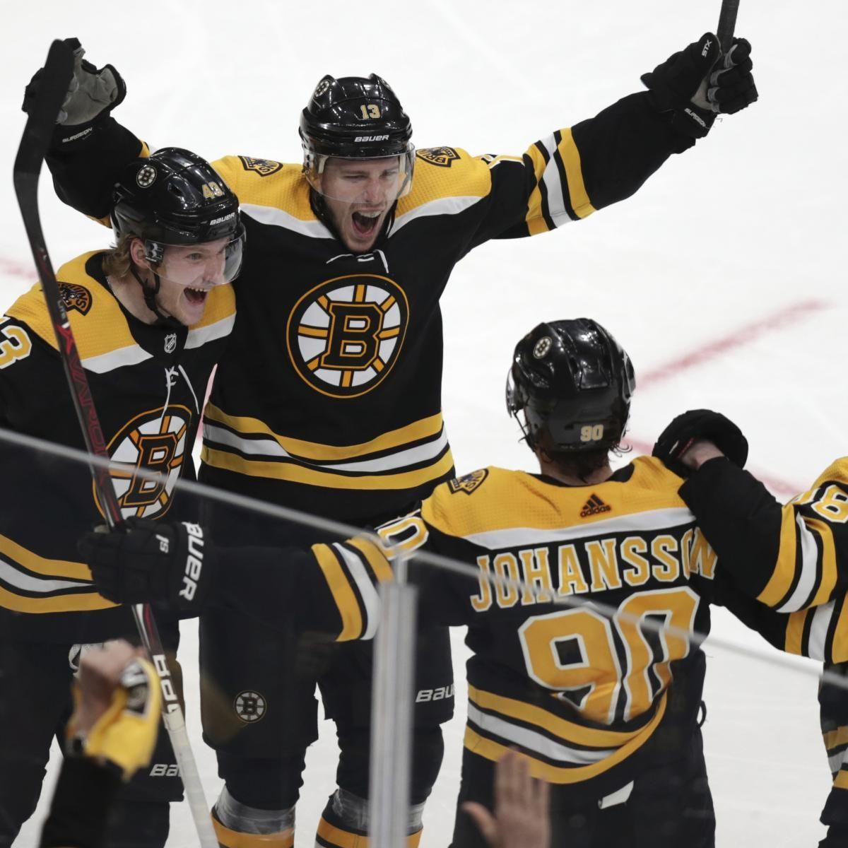 NHL Playoff Bracket 2019 Full Weekend TV and LiveStream