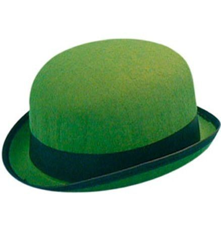 Bowler Hat for Photo Booth Party Fancy Dress Accessory Green Pams http   www ccc4a6b3c927