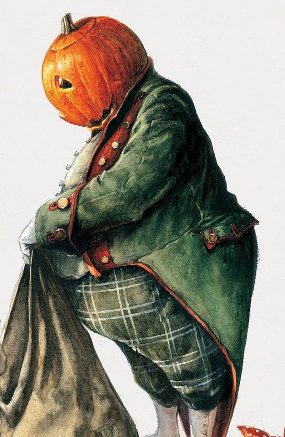 Halloween's Thief 2 by Jean-Baptiste Monge