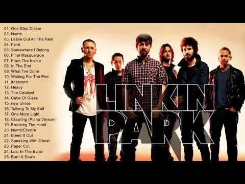 linkin park greatest hits 2018