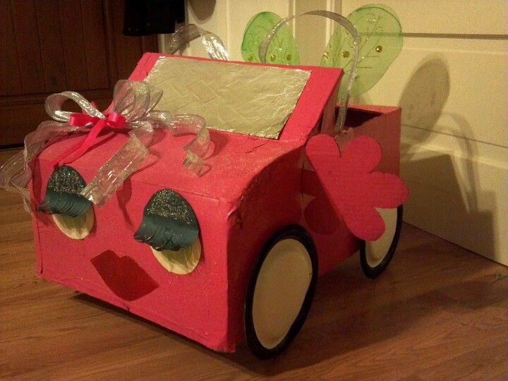 10 Ideas About Cardboard Box Cars On Pinterest: Cardboard Car, Cars And
