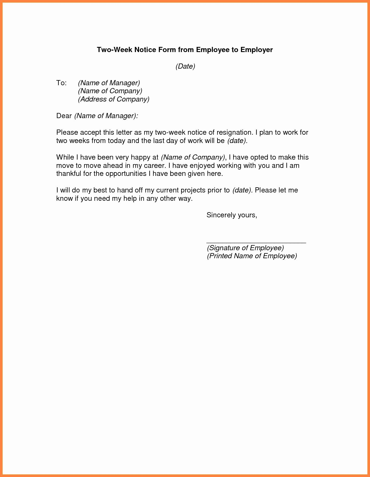 3 Week Notice Letter from i.pinimg.com