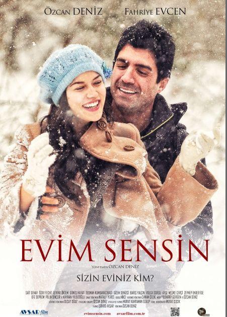 Ozcan Deniz Evim Sensin Turkish Film Fantasy Movies Romance Movies Best