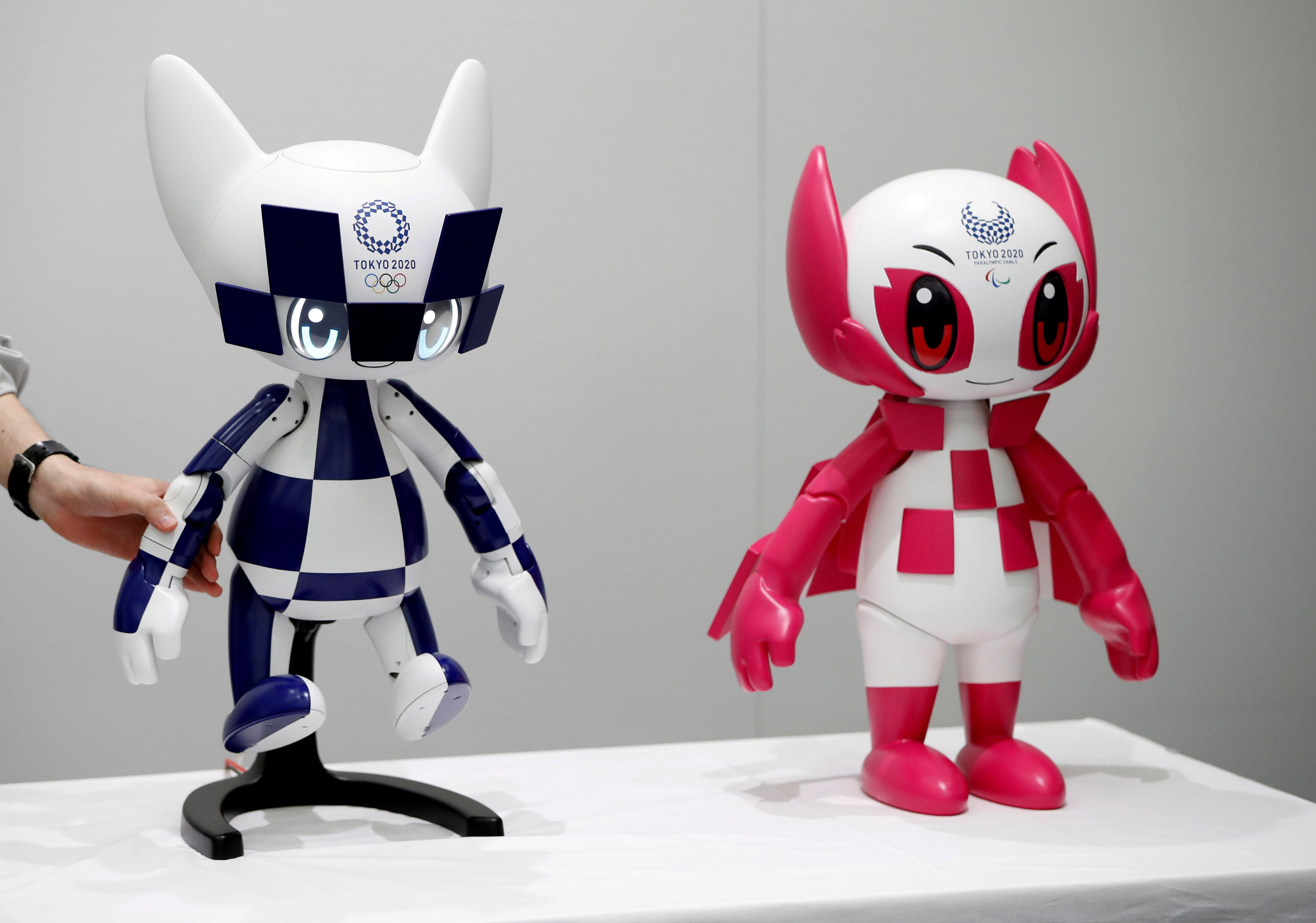 Meet The Robots Toyota Is Bringing To The 2020 Tokyo Olympic Games Https Www Weforum Org Agenda 2019 07 Toyota Tokyo 2020 Robots Tokyo Olympics Tokyo Robot