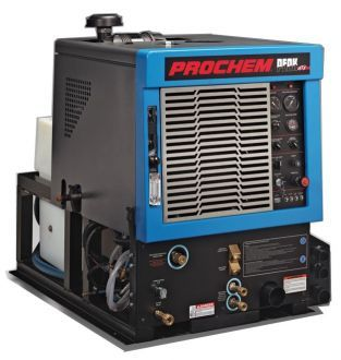 Prochem Peak GTX Dual Operator Truck Mounted Carpet & Upholstry Cleaning System. The new Peak