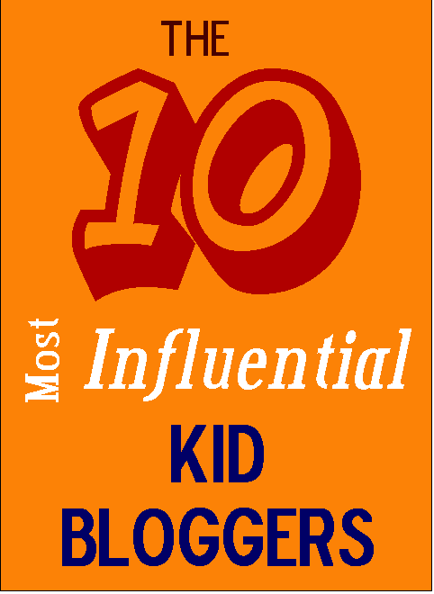 Mess For Less: The 10 Most Influential Kid Bloggers Out There
