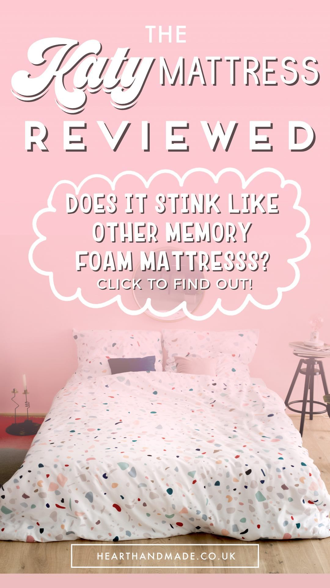 An Epic Katy Memory Foam Mattress Review For A Solid