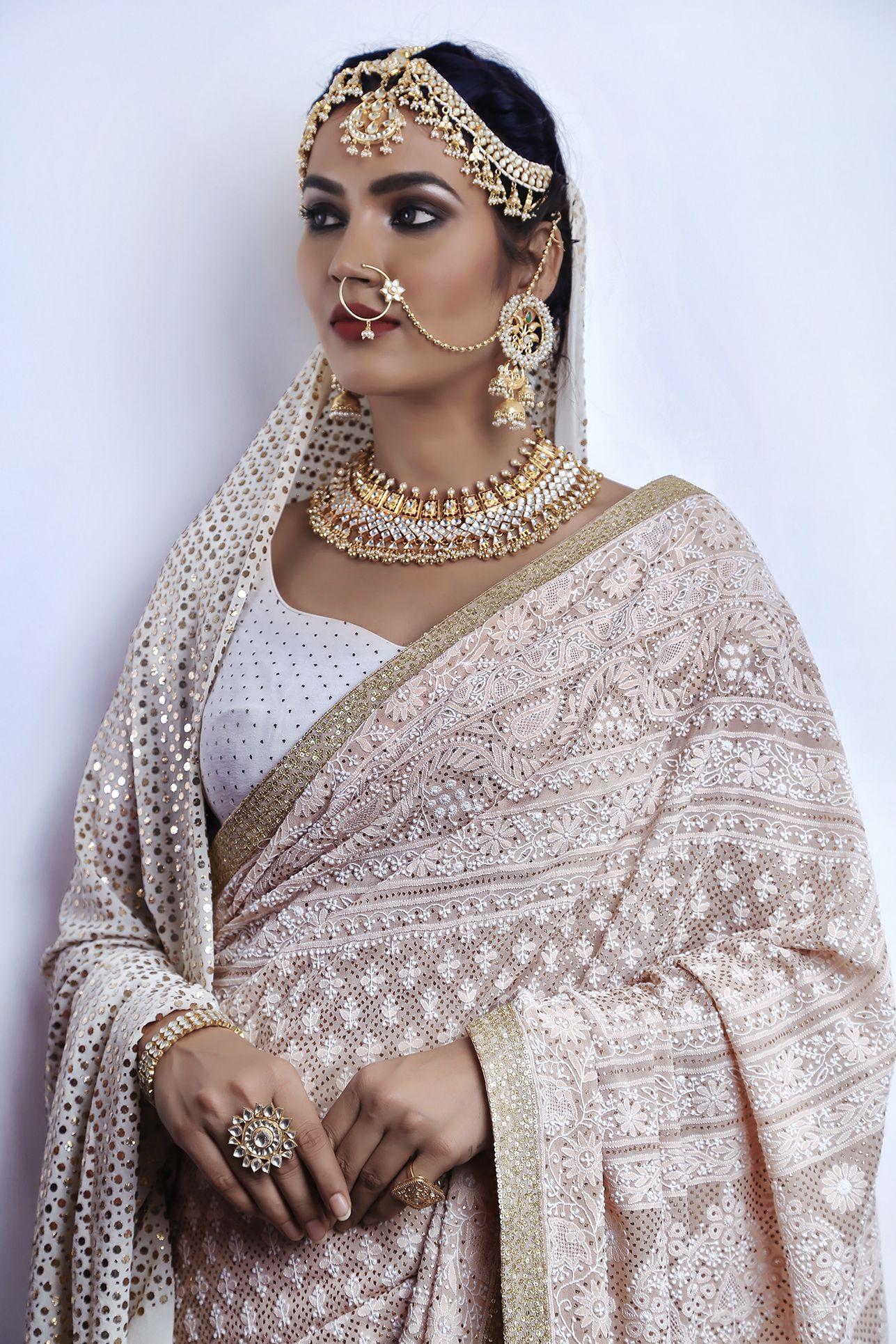 Anjul Bhandari- Paak Begum | Saree dress, Saree, Fashion