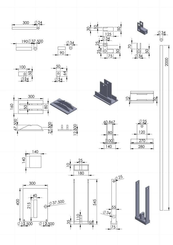 Image result for interlocking brick machine design and
