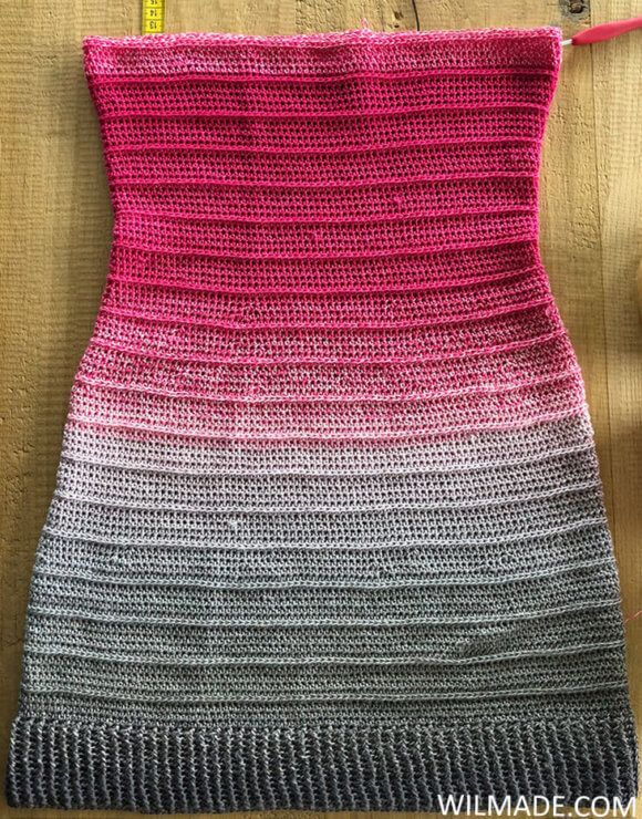 Simple Dress To Impress Free Crochet Summer Dress Pattern By
