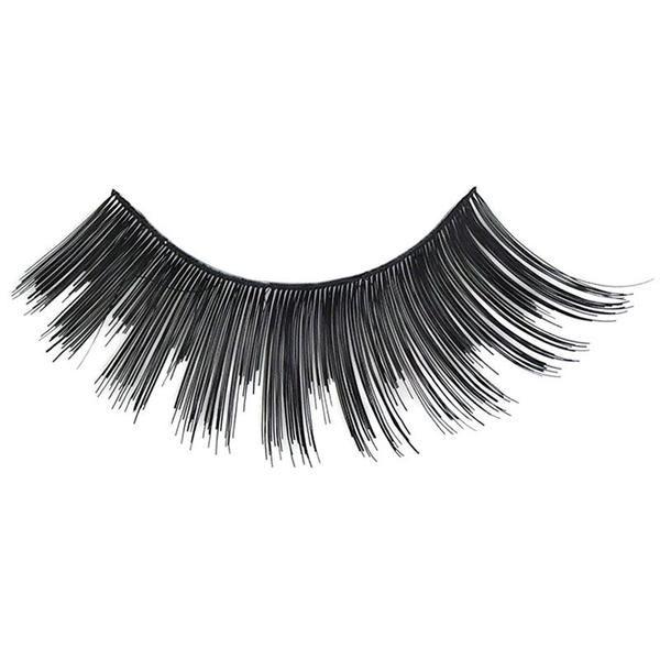 a899e48eb4d Eldora H132 Real Hair Black Winged False Eyelashes #Eldora #LashGoals # Eyelashes #FalseLashes #Lashes