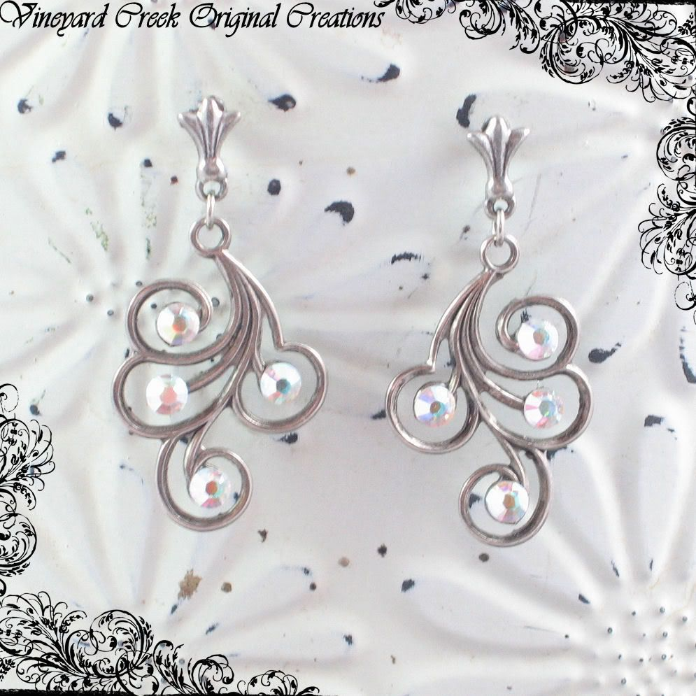 Wire Jewelry Design Ideas | Earring Design Ideas To Make Items In Vineyard  Creek Jewelry Findings