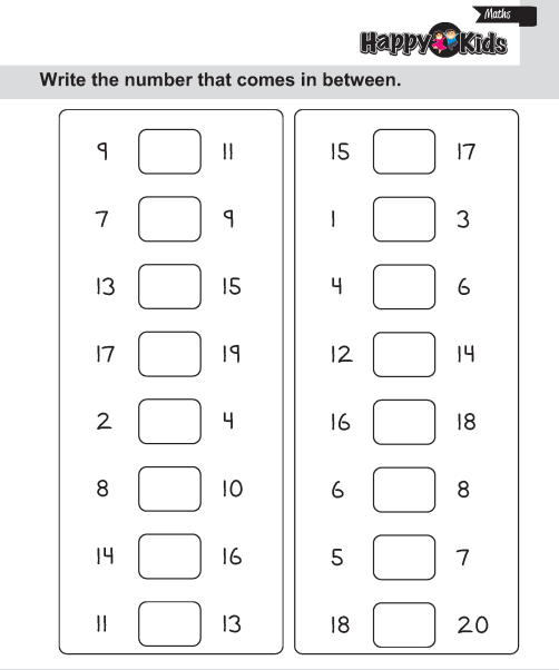 LKG Maths Book_Page_41 | teacher\'s stuff | Pinterest | Math ...