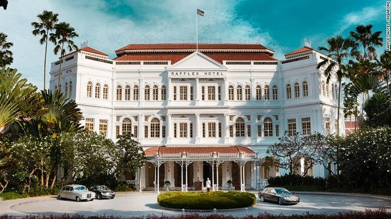 The World S 9 Most Iconic Hotels Singapore Hotels Hotels And Resorts Best Hotels