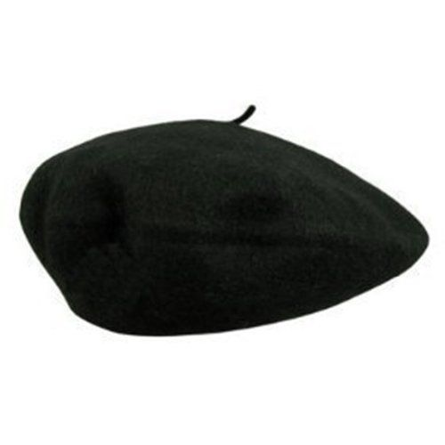 Wool Fashion French Beret, Black, One size Jacobson Hat Company http://www.amazon.com/dp/B003299WV4/ref=cm_sw_r_pi_dp_edNJtb1R0GM6PEQZ