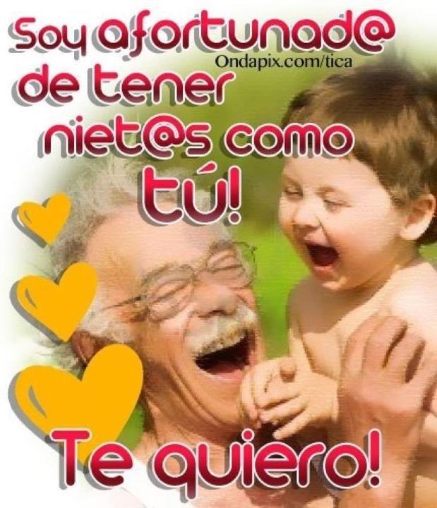 amor de abuelos   Abuelos   Pinterest   Grandparents