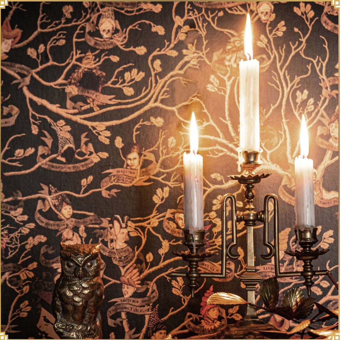 You Can Now Buy Harry PotterInspired Wallpaper Tapestry