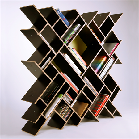 How Cool Is This Bookshelf Design Cool Bookshelves Shelves