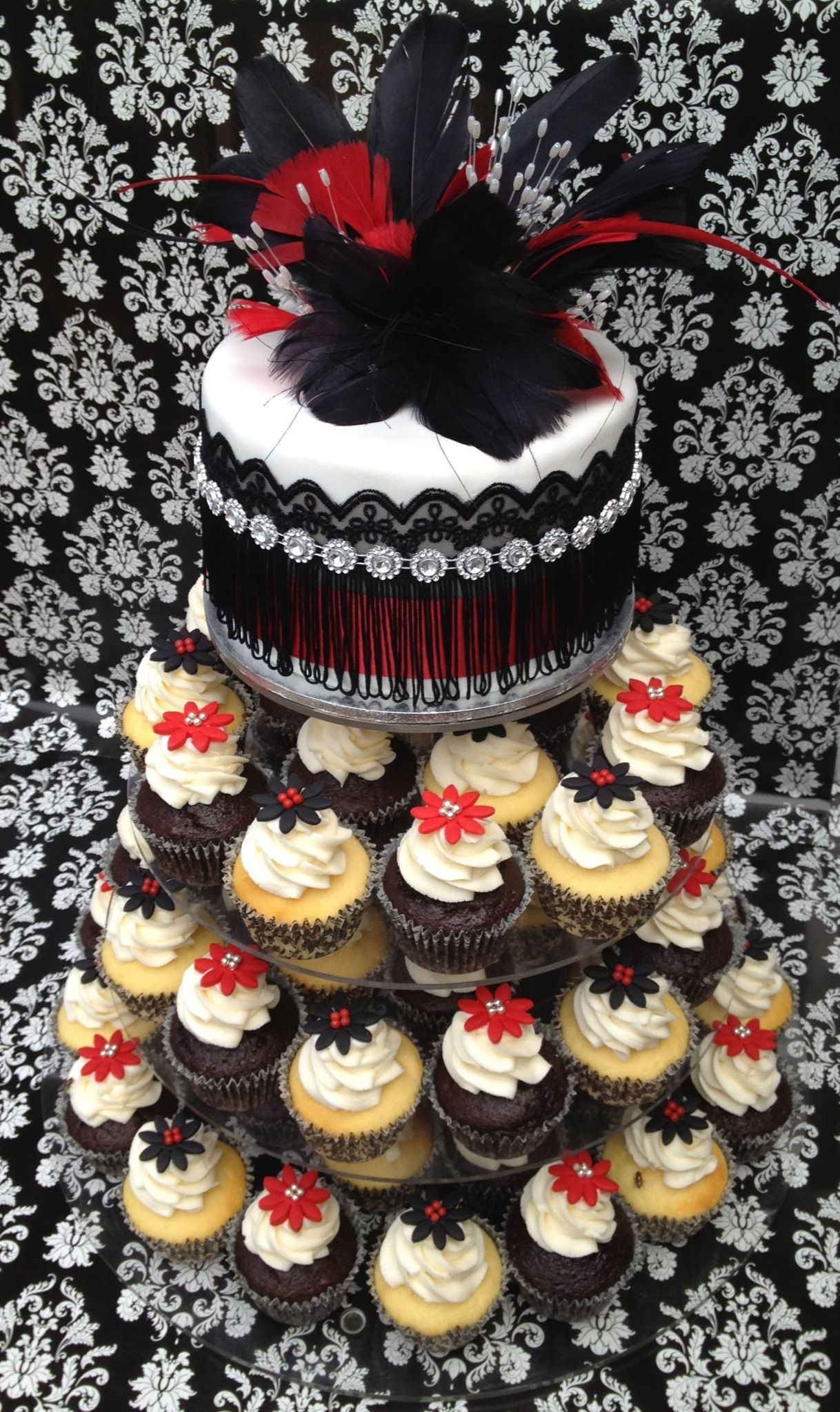 1920 S Theme Party By Cupcakes For You With Images 20th