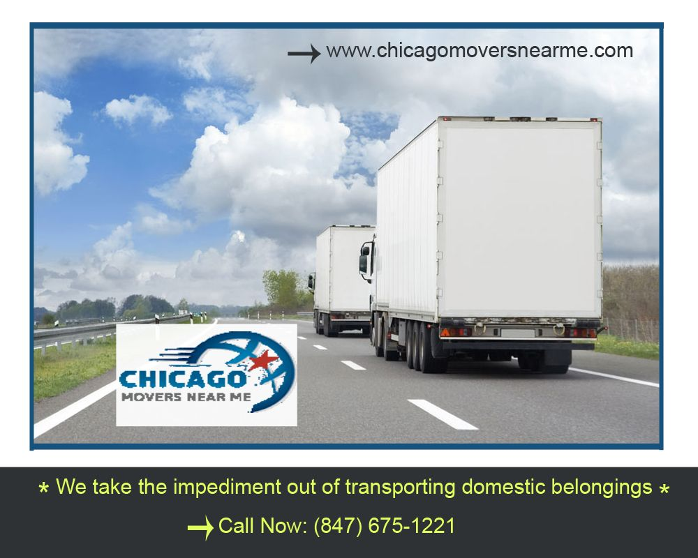 Chicago Movers Near Me is a neighborhood moving company