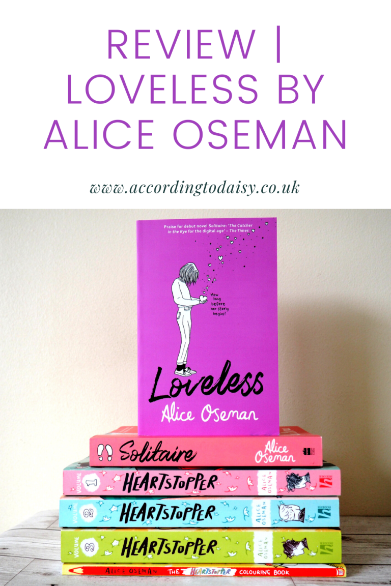 If You Have Been Following My Blog For A While You Know That I M A Major Fan Of Alice Oseman As You Can Tell I Ve In 2020 Loveless Find Romance My