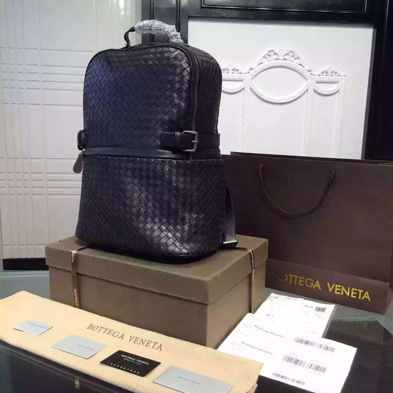 Bottega Veneta Capri Bv Blue Handbags Leather Messenger Bag Belt Price