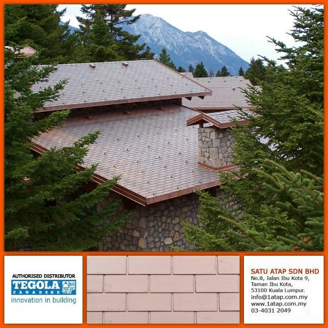 Tegola Prestige Elit Copper Roof Imported From Italy Express Freedom Peace Of Mind To Say You Are A Successful Person B Copper Roof Shingling Roof Shingles