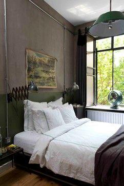by stok mimarlık modern-schlafzimmer