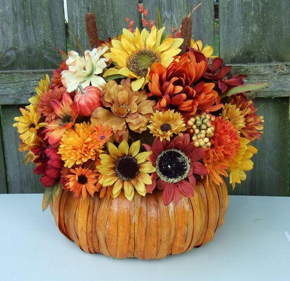 Best 25 Fall Floral Arrangements Ideas On Pinterest