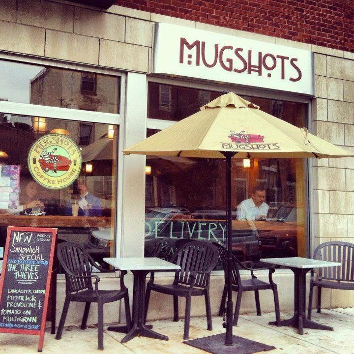 Mugshots coffeehouse in philadelphia coffee house mug