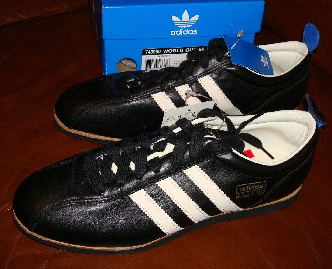2005 Adidas Originals CUP 66 Scarpe WORLD 9 12 Rare