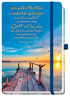 Maxi Notice Von Guten Machten Spruche Fur Geburtstag Glaube Zitate Christliche Spruche