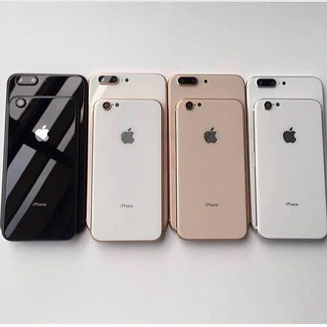 Which Colour You Will Choose Black White Rose Gold Or Silver Comment Below Tag An Ipho Iphone 8 Plus Capinhas Celulares Iphone Capas Para Iphone 5s