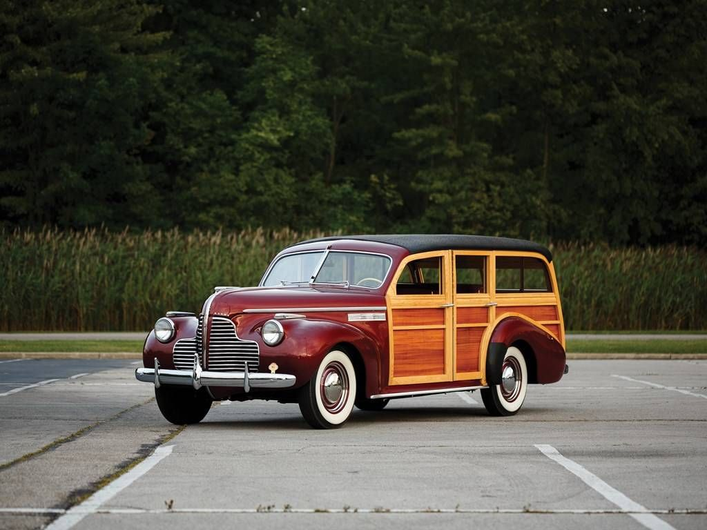 1940 Buick Super at auction #2003326 - Hemmings Motor News | Woody ...