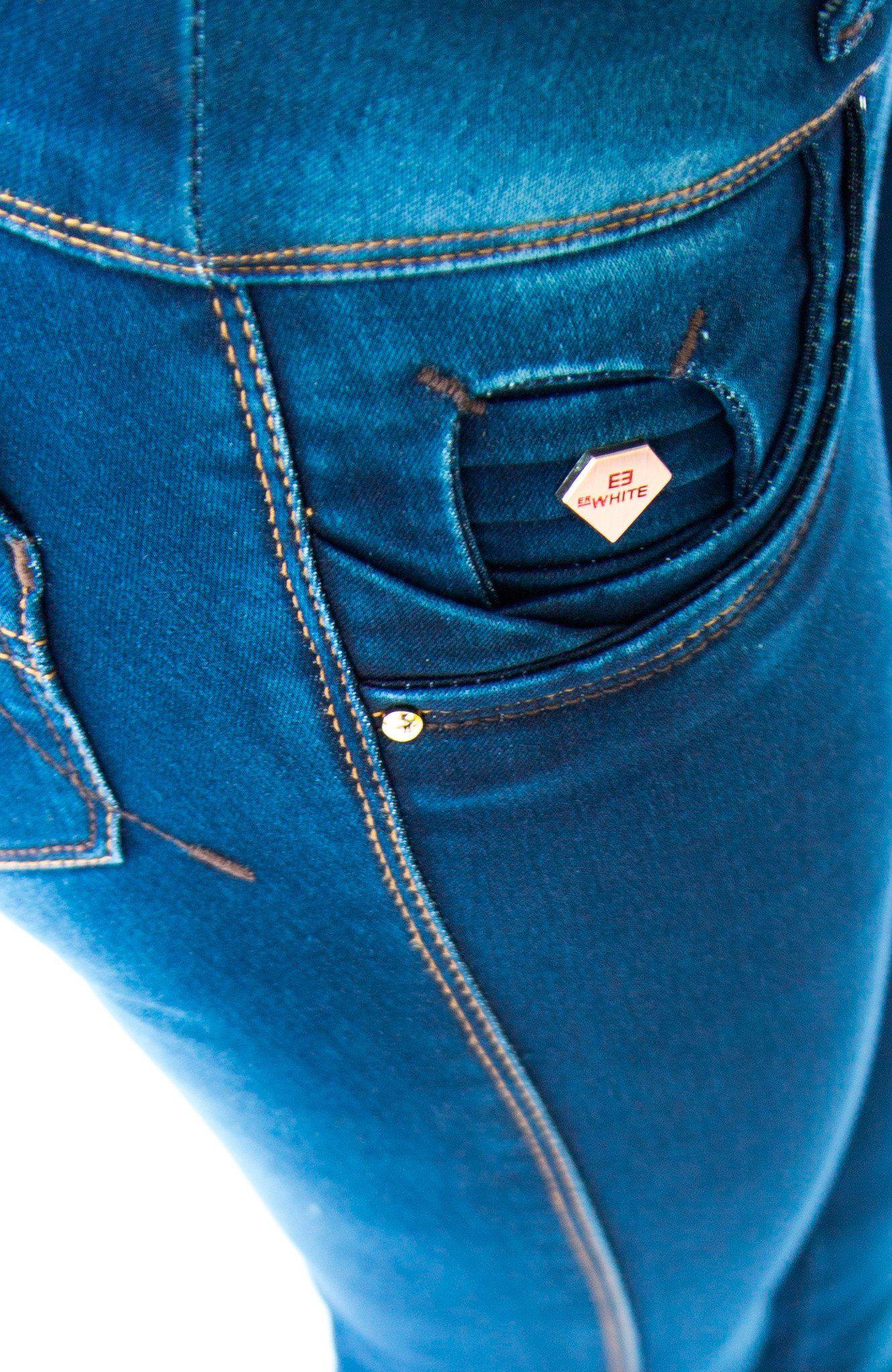 BySasha Pantalones vaqueros para mujer