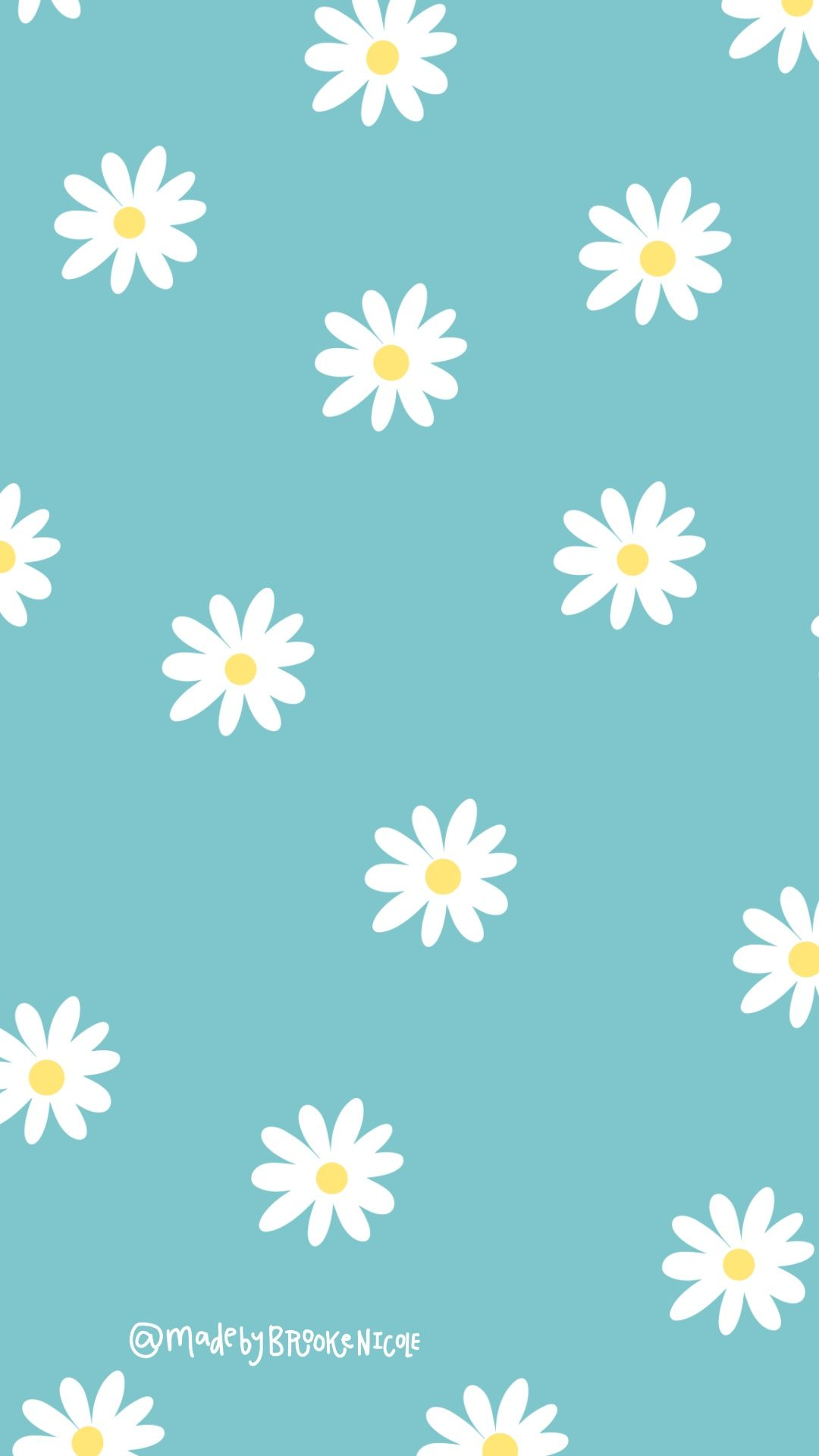 Iphone Wallpaper Fun Flowers Groovy Papel De Parede Do Iphone