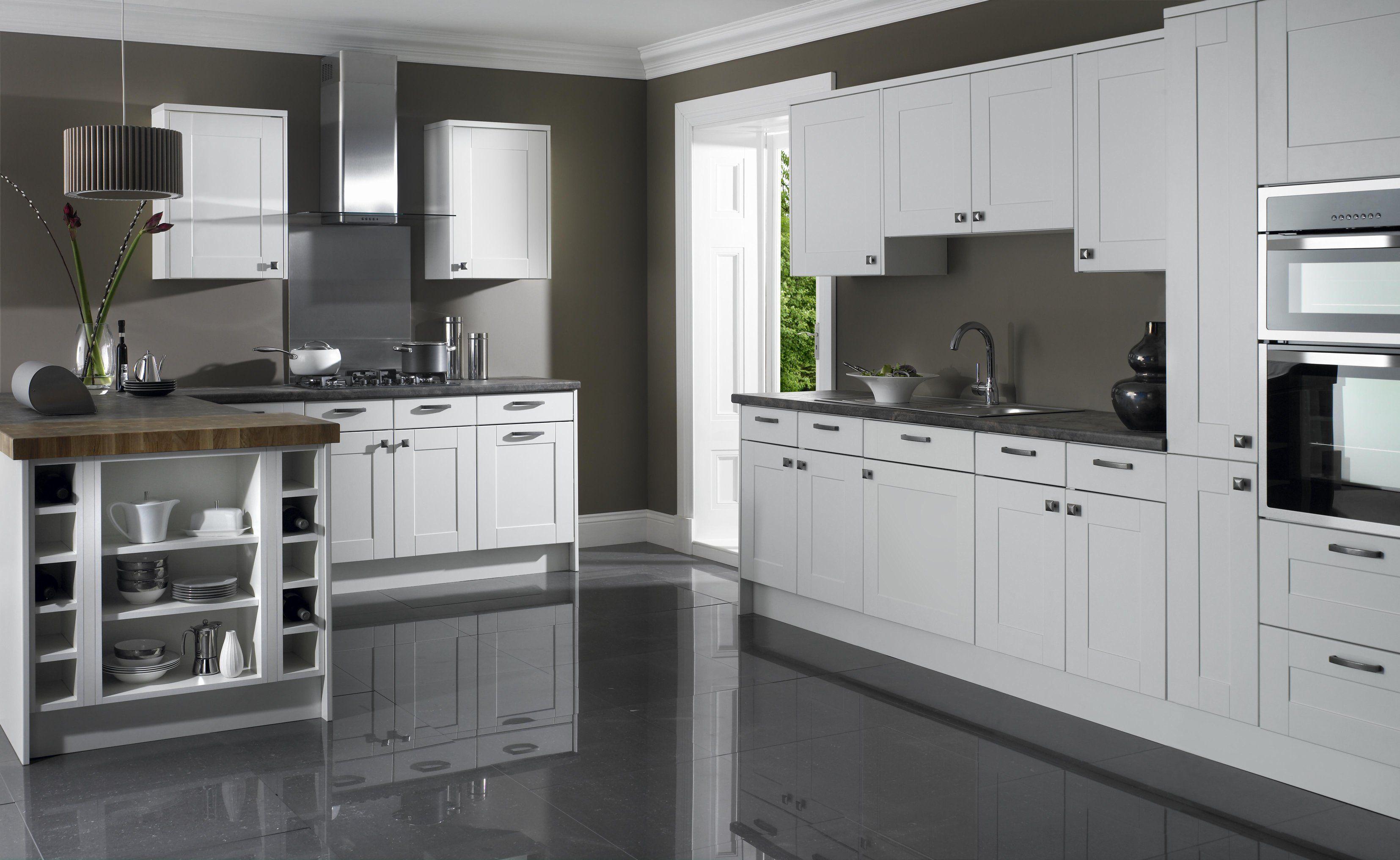 8 Best Hardware Styles For Shaker Cabinets White Shaker
