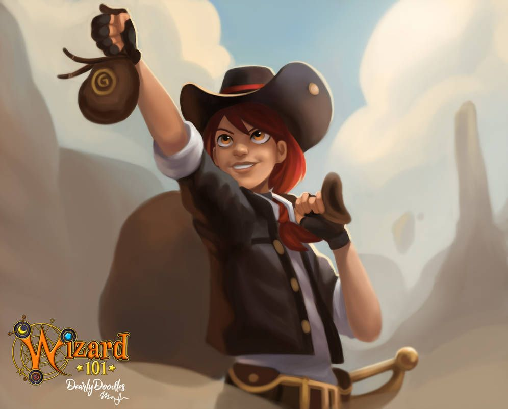 Abby By Dearlydoodles On Deviantart Wizard101pirate101